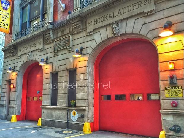 New York City Fire House