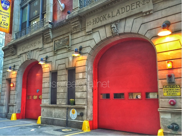 New York City Fire House