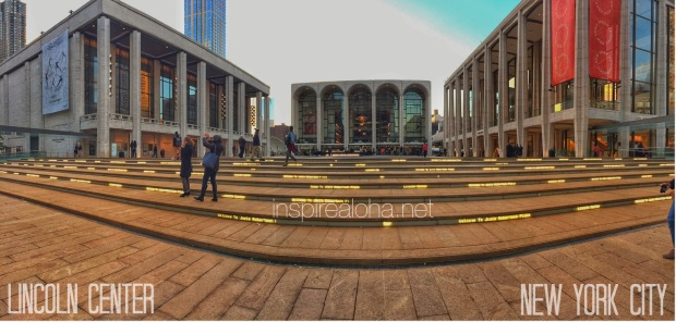 Lincoln Center, New York City