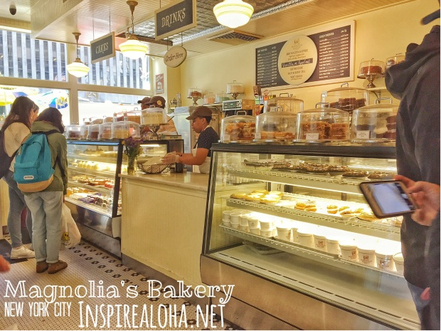 Magnolia Bakery, New York City