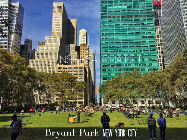 The Beaten Path: New York City Part Deux -- A first time experience in New York City