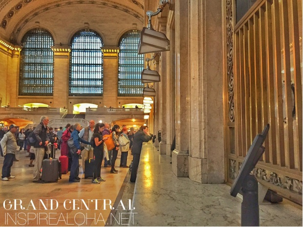 New York Stops: Grand Central Terminal